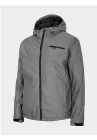 outhorn - Kurtka narciarska męska. Typ kołnierza: kołnierzyk stójkowy. Materiał: materiał, poliester. Sport: narciarstwo