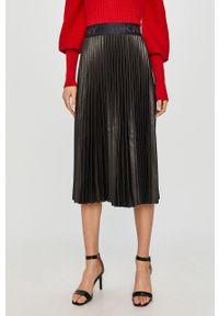 Czarna spódnica DKNY casualowa, na co dzień