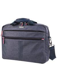 Niebieska torba na laptopa NATEC casualowa