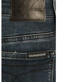 Niebieskie jeansy Calvin Klein Jeans #4