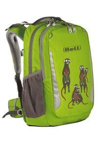 Boll plecak szkolny SchoolMate 18L Artwork zielony 6-12. Kolor: zielony