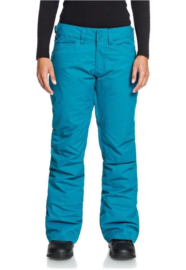 Roxy - ROXY Spodnie narciarskie damskie Backyard Ocean. Sport: narciarstwo