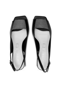 Czarne sandały Loretta Vitale
