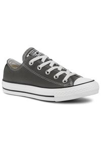 Szare buty sportowe Converse