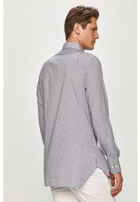 Niebieska koszula Polo Ralph Lauren z długim rękawem, polo