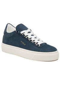 Niebieskie sneakersy Furla