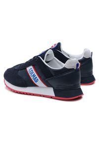 Colmar - Sneakersy COLMAR - Travis Runner 031 Navy. Okazja: na co dzień. Kolor: niebieski. Materiał: zamsz, materiał, skóra ekologiczna. Szerokość cholewki: normalna. Styl: casual #3