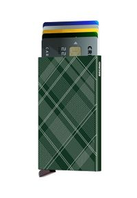 Zielony portfel Secrid