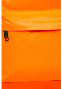 Pomarańczowy plecak Spiral w kolorowe wzory