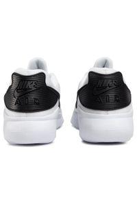 Białe półbuty Nike klasyczne, z cholewką