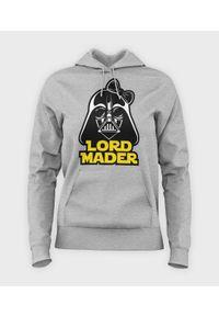 MegaKoszulki - Bluza damska z kapturem Lord Mader - Star Wars. Typ kołnierza: kaptur. Wzór: motyw z bajki