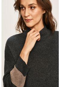 Niebieski sweter Jacqueline de Yong casualowy, na co dzień