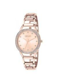 Różowy zegarek Liu Jo