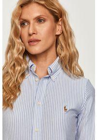 Wielokolorowa koszula Polo Ralph Lauren klasyczna, polo, na co dzień
