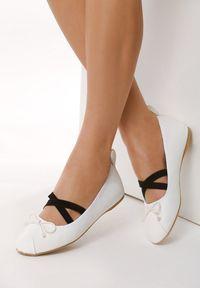 Białe baleriny Born2be