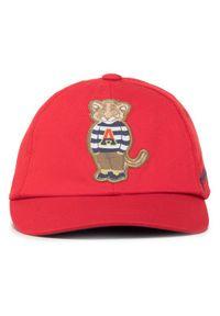Czerwona czapka z daszkiem Mayoral