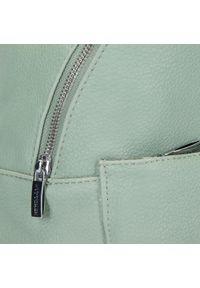 Wittchen - Damski plecak miejski z kolorową podszewką. Materiał: skóra ekologiczna. Wzór: kolorowy. Styl: wakacyjny, klasyczny #6