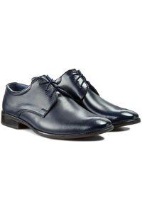 Niebieskie buty komunijne Tim