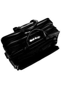 Czarna torba na laptopa MCKLEIN elegancka #8