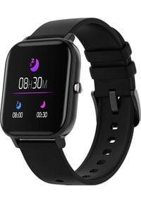 Smartwatch Colmi P8 Czarny (P8 Black). Rodzaj zegarka: smartwatch. Kolor: czarny