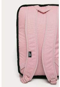 Reebok - Plecak. Kolor: różowy. Materiał: materiał, poliester. Wzór: nadruk #5