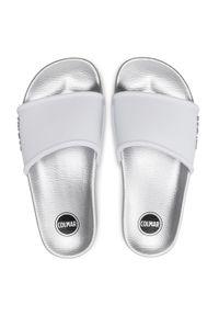 Colmar - Klapki COLMAR - Slipper Plain 227 White/Silver. Kolor: biały. Sezon: lato