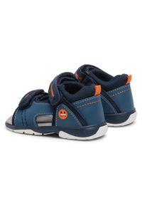 Mayoral - Sneakersy MAYORAL - 41.300 Azulon 88. Kolor: niebieski. Materiał: zamsz, materiał, skóra. Sezon: lato. Styl: klasyczny
