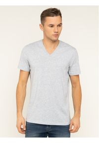 Armani Exchange T-Shirt 8NZT75 ZJA5Z 3929 Szary Slim Fit. Kolor: szary