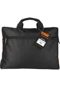 Czarna torba na laptopa CANYON casualowa