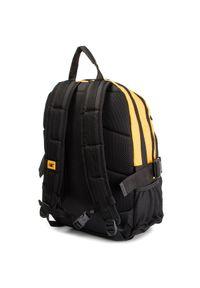 CATerpillar - Plecak CATERPILLAR - Brent 83435 Black/Yellow 12. Kolor: czarny. Materiał: materiał #4