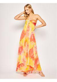 Sukienka letnia Pinko w kolorowe wzory