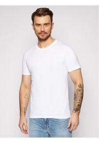 Jack & Jones - Jack&Jones T-Shirt Organic Basic 12156101 Biały Slim Fit. Kolor: biały