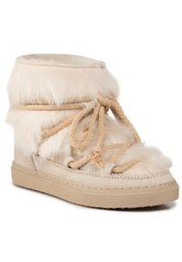 Beżowe śniegowce Inuikii