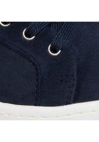 Niebieskie trampki Calvin Klein