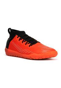 FIFTER - Buty do piłki nożnej Fifter Flex. Kolor: szary, czerwony, wielokolorowy, czarny. Materiał: kauczuk. Sport: piłka nożna