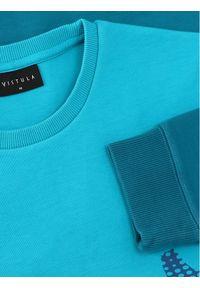 Niebieska bluza Vistula
