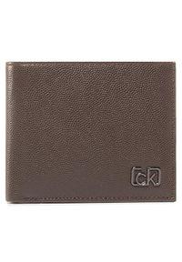Brązowy portfel Calvin Klein