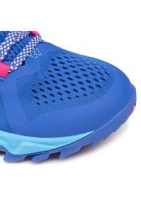 Niebieskie buty do biegania columbia z cholewką, na co dzień