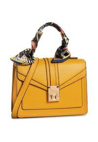 Żółta torebka klasyczna Aldo