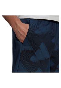 Adidas - Spodenki męskie adidas Sportswear Graphic GL5672. Materiał: bawełna, materiał. Długość: krótkie. Sport: fitness