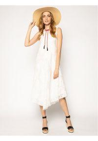 Biała sukienka letnia Manila Grace