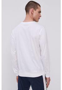Fila - Piżama. Kolor: biały. Materiał: materiał. Długość: długie