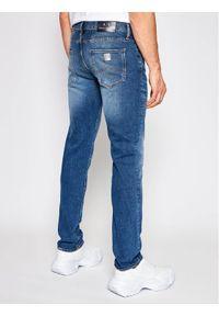Armani Exchange Jeansy 3KZJ13 Z1FNZ 1500 Niebieski Slim Fit. Kolor: niebieski