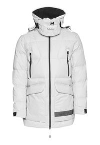Puma Kurtka zimowa HELLY HANSEN Tech Winter 598276 Szary Regular Fit. Kolor: szary. Sezon: zima