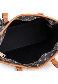 Szara torebka klasyczna JOOP! klasyczna