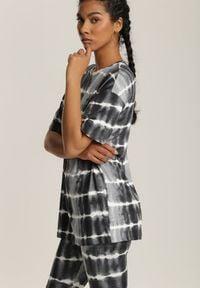Renee - Czarny 2-Częściowy Komplet Dresowy Absyrobus. Kolor: czarny. Materiał: dresówka