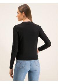 Sweter klasyczny Tory Burch w kolorowe wzory