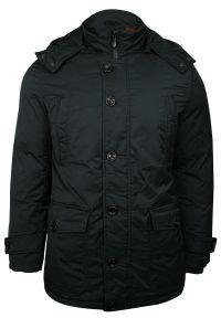 Niebieska kurtka Gustaff na zimę