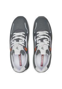 U.S. Polo Assn - Sneakersy U.S. POLO ASSN. - Lewis LEWIS4143S1/HM1 Grey. Okazja: na co dzień, na spacer. Kolor: szary. Materiał: zamsz, materiał, skóra ekologiczna, skóra. Szerokość cholewki: normalna. Styl: casual, sportowy