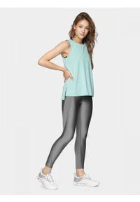 Szare spodnie sportowe outhorn do kostek